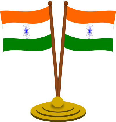 Download INDIAN FLAG Free PNG transparent image and clipart