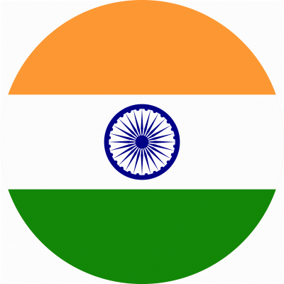 India Circle Flag Grapplestudio PNG Images