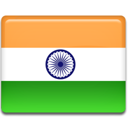 India Flag Icon PNG Images