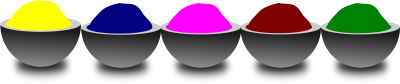 Clipart Color Bowl Pictures