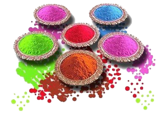 Holi Colors Png Transparent Pic PNG Images