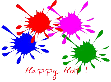 Oily Wall Painting Holi Png Transparent PNG Images