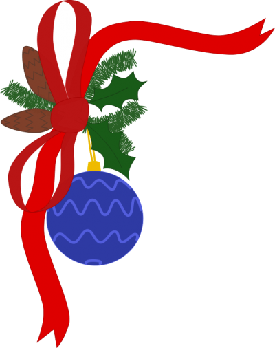 Christmas Decoration Holidays Png PNG Images