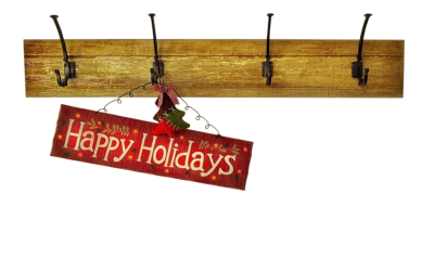 Happy Christmas Holidays Png PNG Images