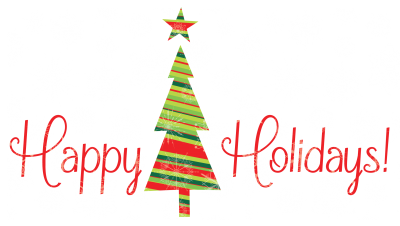Happy Holidays Image PNG Images