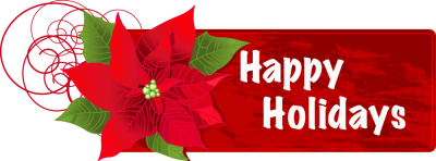 Happy Holidays Pictures PNG Images