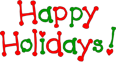 Merry Christmas, Happy Holidays From Simsvip Pictures PNG Images