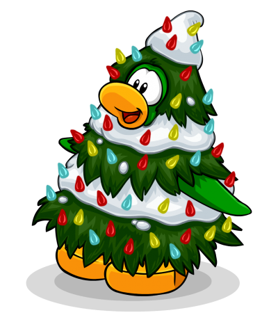 Penguin Holidays Png Transparent