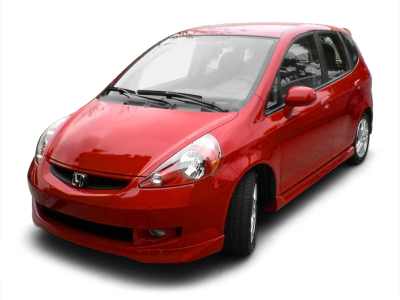 Honda Jazz Red PNG Icon PNG Images