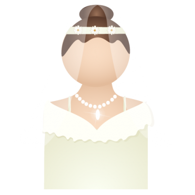 Bride, People, Romantic, Love, Rings, Romance, Wedding Icon Png PNG Images