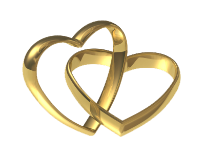 Gold, Heart, Love, Rings, Romance, Wedding Pictures
