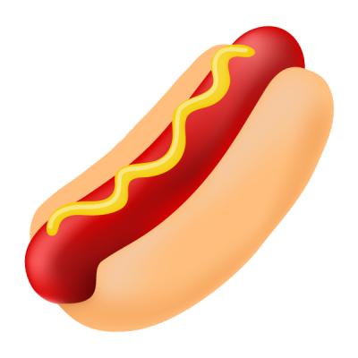 Hot Dog Free PNG Images