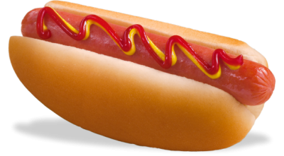 Hot Dog Icon Clipart PNG Images