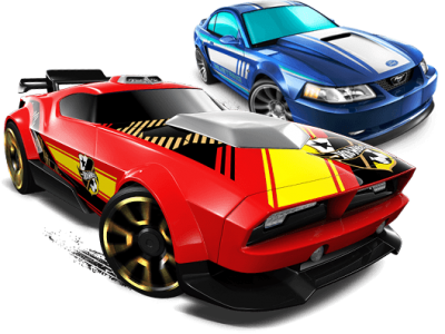 Hot Wheels Red And Blue Car Picture PNG Images