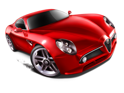 Hot Wheels Red Best Png PNG Images