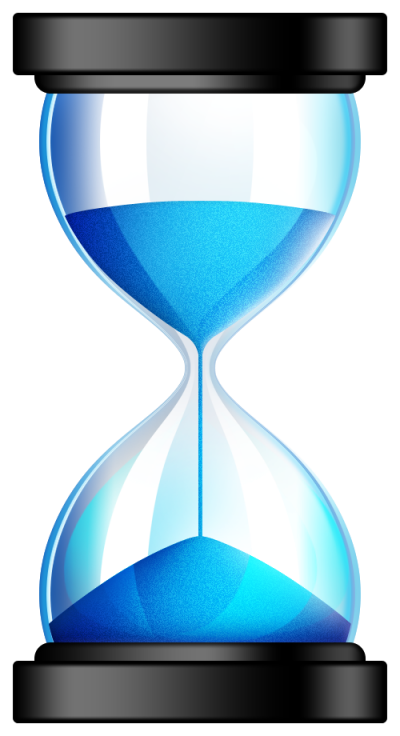 Hourglass Icon Clipart PNG Images