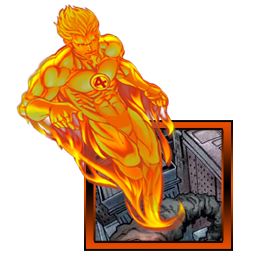 Human Torch Games Pictures