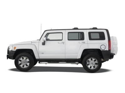 White H3 Hummer HD Photo Png PNG Images