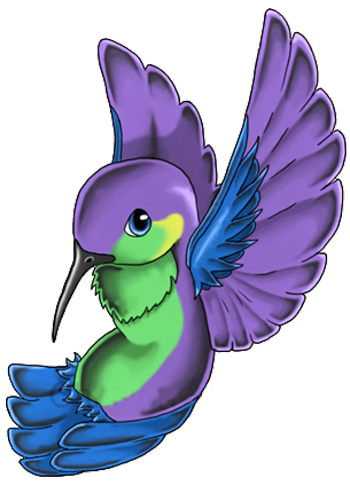 Background Hummingbird Tattoos PNG Images