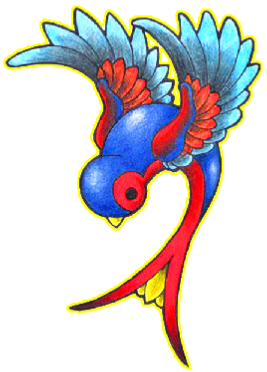 HD Image Hummingbird Tattoos PNG Images