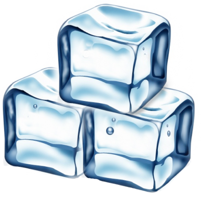 Ice Cube Clip Art, Image Vector Free Download