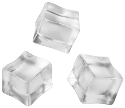 Transparent Material Water Glass Crystal Ice PNG, Ice Cube  PNG Images