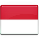 Indonesia Flag Icons Free Country Flag Icon