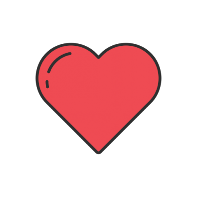 Instagram Heart HD Image PNG Images