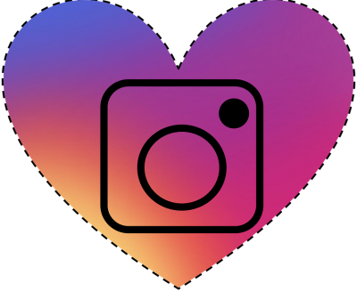 Download Instagram Logo And Heart PNG PNG Images