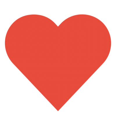 Instagram Heart Emocition Clipart Photo