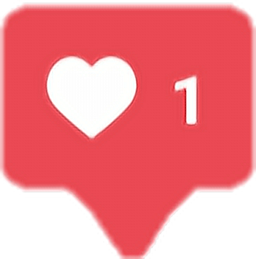 Png Instagram Heart Icon PNG Images