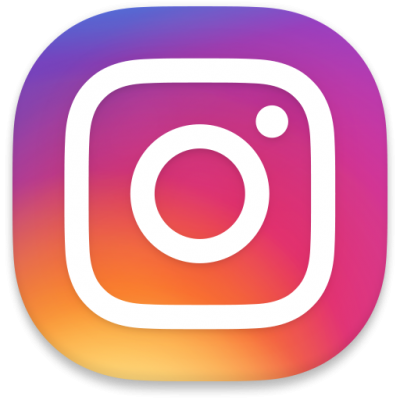 Colored Instagram Picture PNG Images