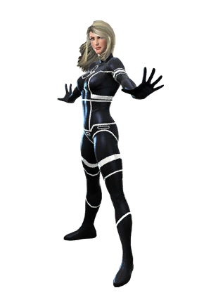 Costumes Invisible Woman Png
