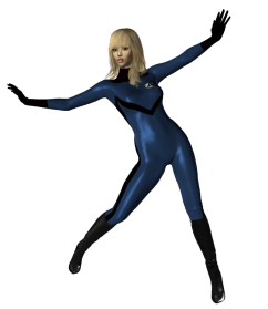 Invisible Woman Images Transparent