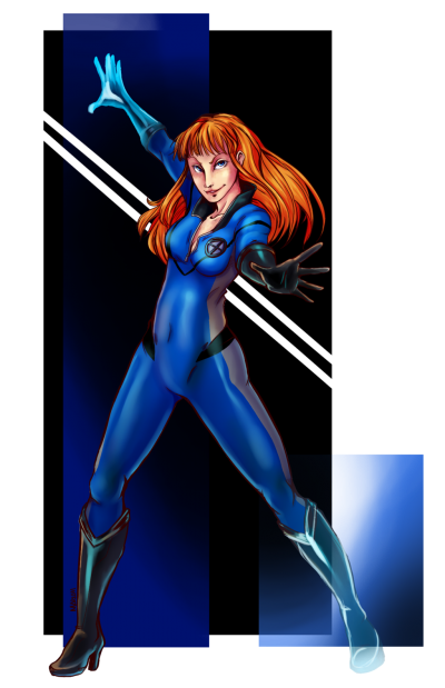 Ophelia Like Invisible Woman Game Pictures PNG Images