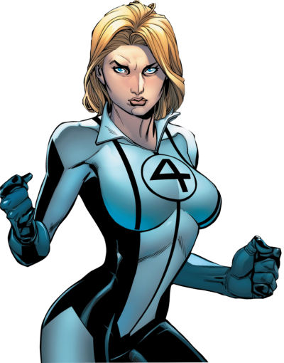 Sue Storm Pictures PNG Images