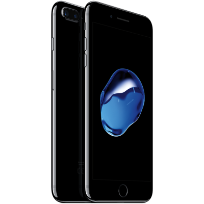 Black iphone 7 Plus Transparent Free PNG Images