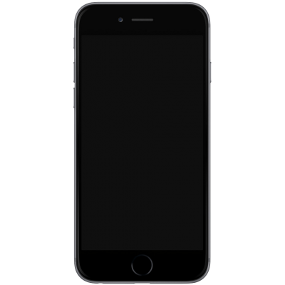 Black iphone Png Transparent PNG Images
