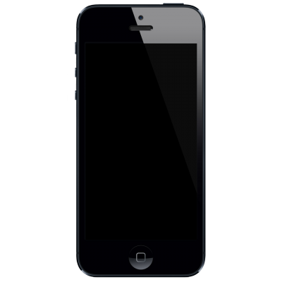 Classic Black iphone Png Hd PNG Images