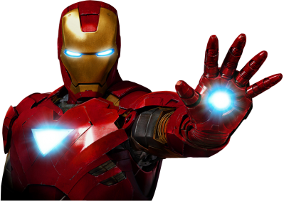 Iron Man Transparent Background PNG Images