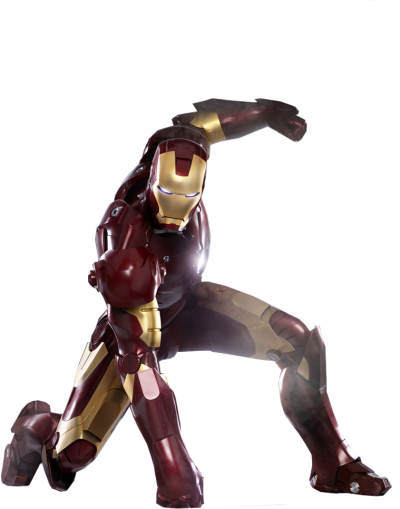 Iron Man Cut Out Png PNG Images