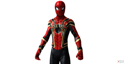 Iron Spiderman Icon PNG Images