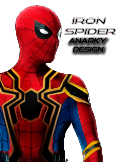 Iron Spiderman Photos PNG Images