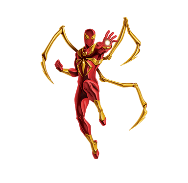 Marvel Iron Spiderman High Quality PNG Images
