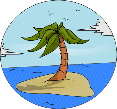 Island Cut Out Png PNG Images