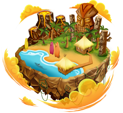 Island Clipart Photo PNG Images
