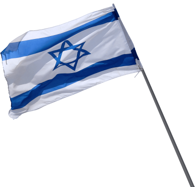 Photograph Transparency National Flag Design Flag - Israel Flag High Quality