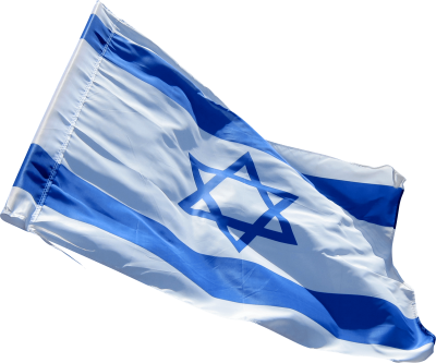 Flag Of Israel Graphics Clip Art Image Desktop Wallpaper Flag - Israel Flag Clipart Photo