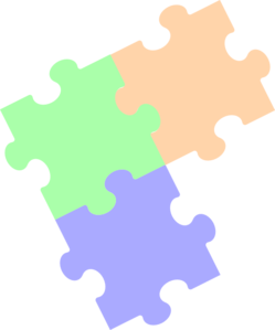Jigsaw Puzzle Clip Art Photo