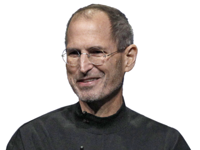 Clipart Steve Jobs PNG Images